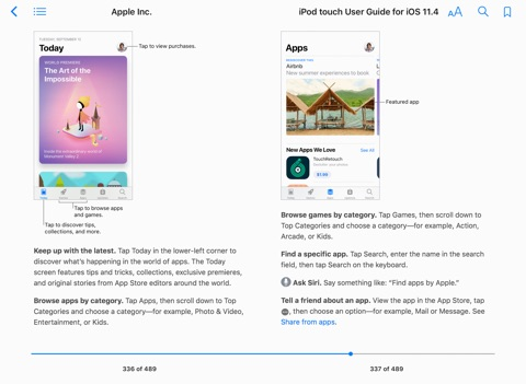 ipod touch user guide for ios 11 4 by apple inc on apple books rh itunes apple com New iPod Touch iPod Touch 4th Generation