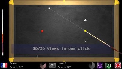 Carom Billiards Pro screenshot 2