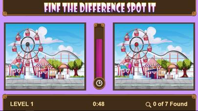 点击获取Find The Difference Spot It