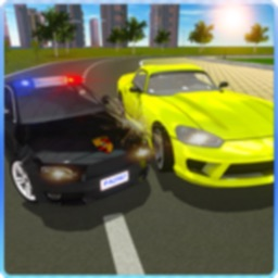 Police Car Chase Games 2018
