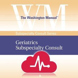 Washington Manual - Geriatrics