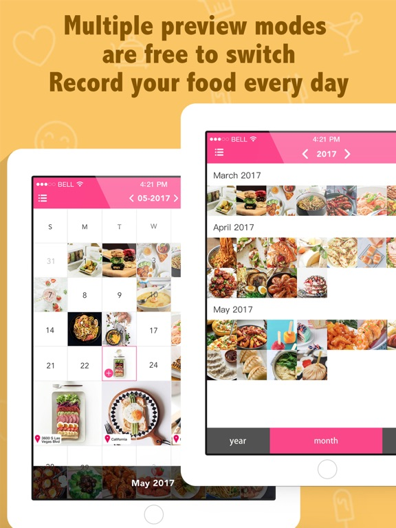 Screenshot 1 For Delicious Diary 365 Diet Book