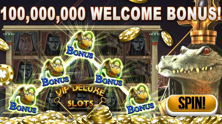 VIP Deluxe Slots: Vegas Slots screenshot-0