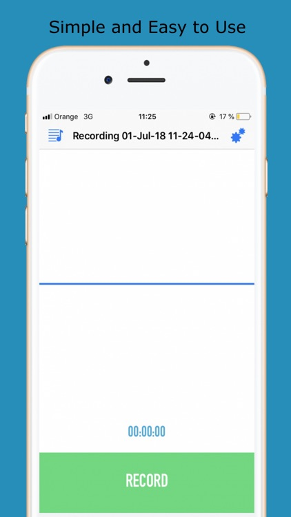 Voice Recorder, Voice Memos!