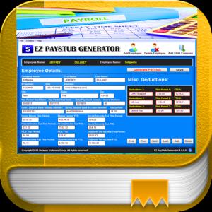 Paystub Calculator Maker Pro app