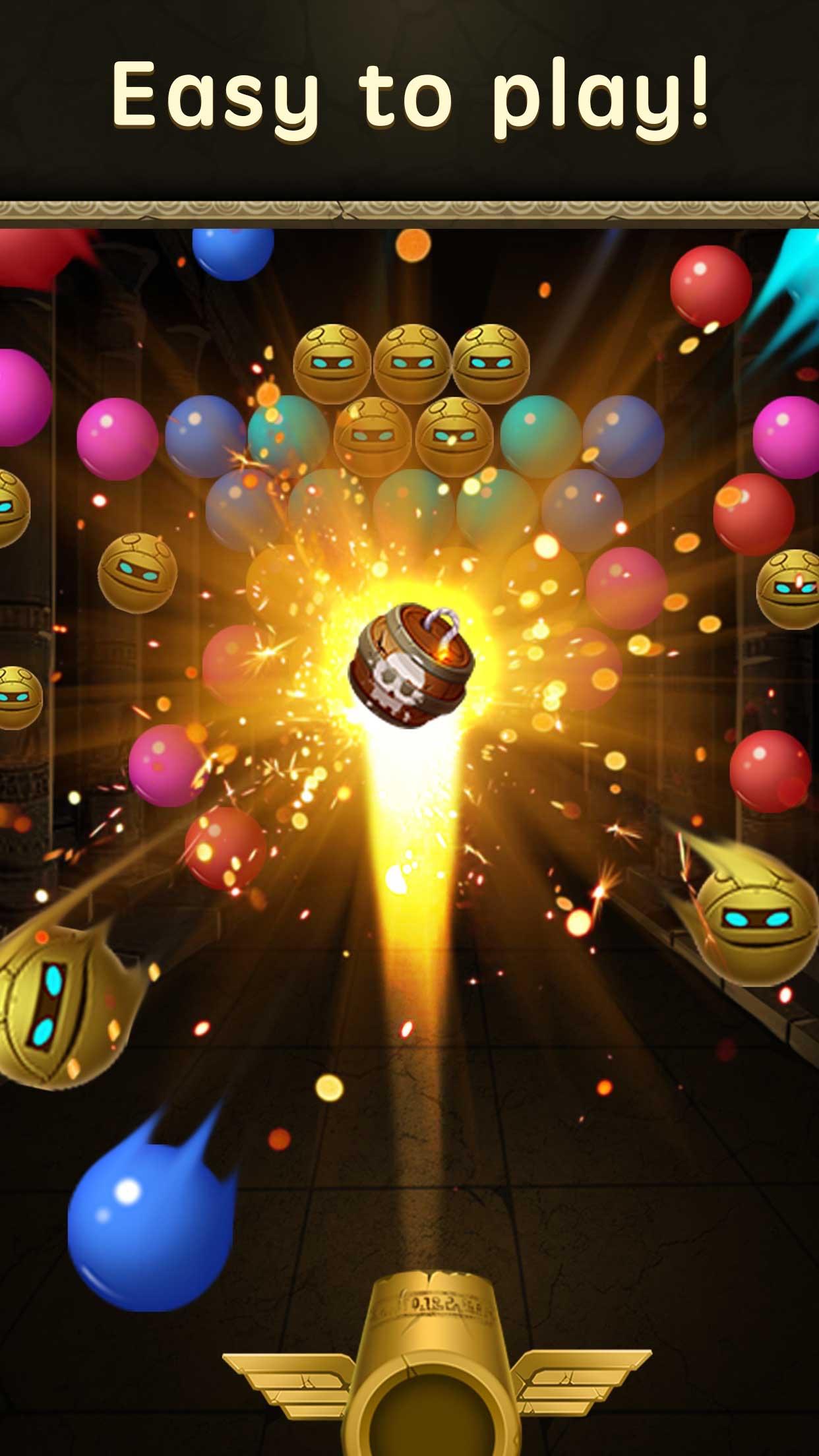Bubble Shooter - Original Bear Screenshot