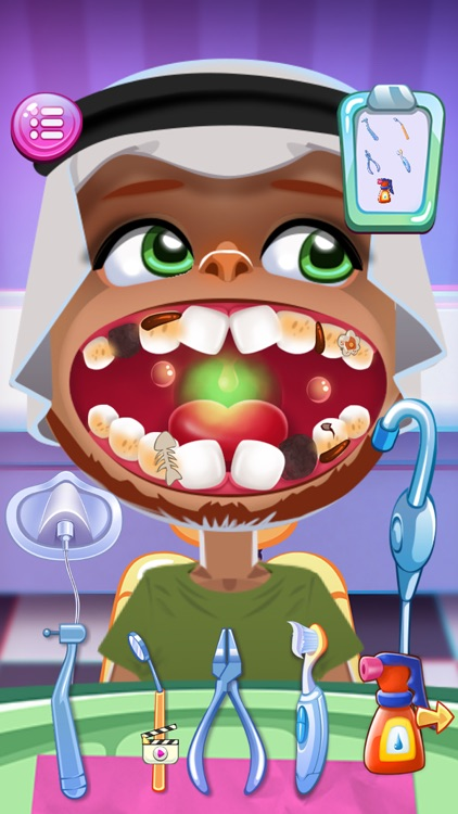 My Baby Dentist - Dentist Game screenshot-3