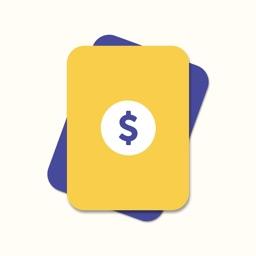 Money Tracker - Budget Card