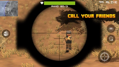 Zero Chance Battlegrounds screenshot 5