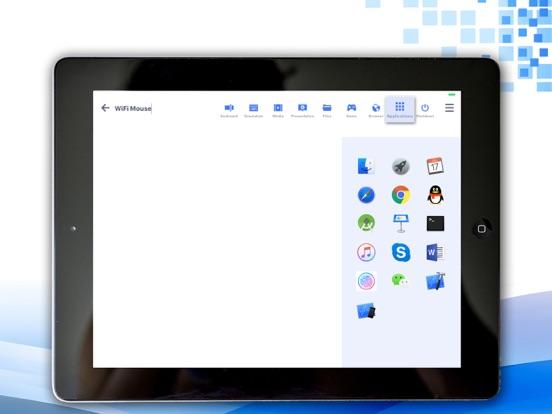 WiFi Mouse HD Screenshots