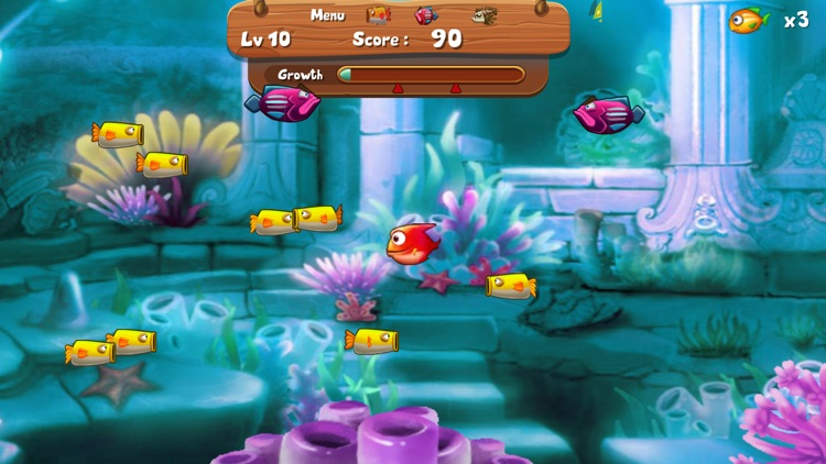 Hungry Fish - Fishing Frenzy