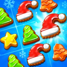 Christmas Cookie - Help Santa