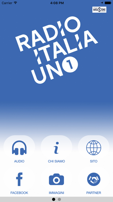 Radio Italia Uno screenshot one