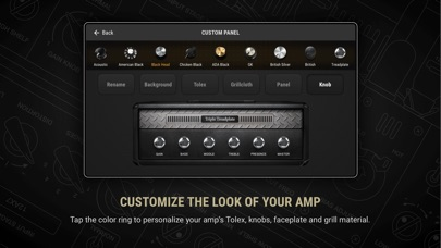 BIAS AMP 2 for iPhone Скриншоты6