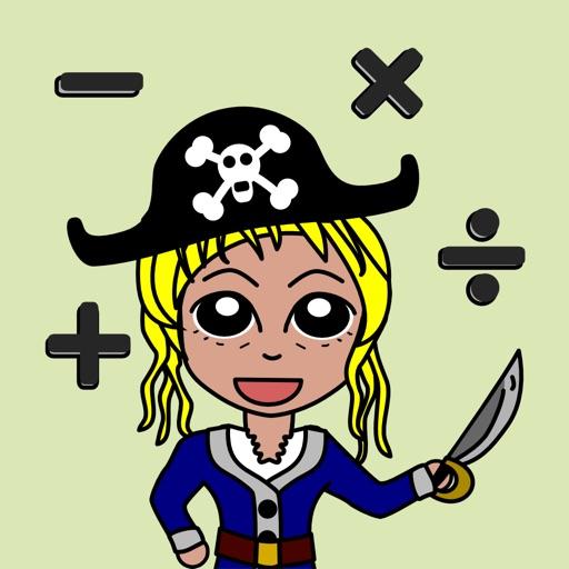 Captain Ella's Maths Adventure