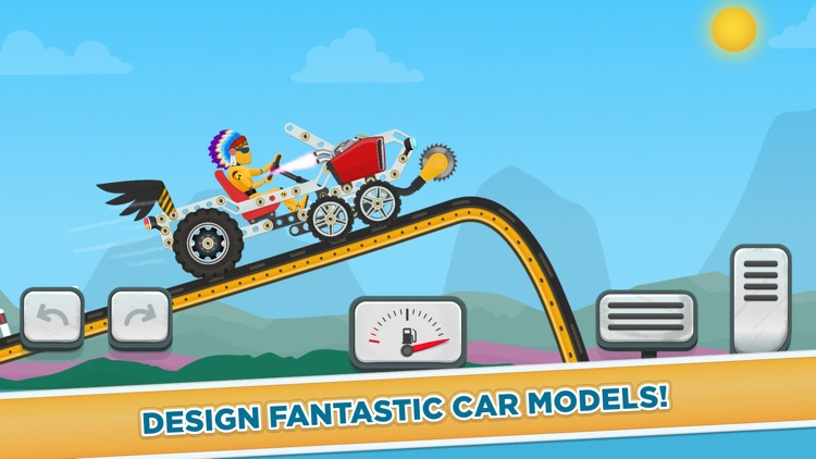 Racing Car Game for Kids 3 - 6 screenshot-0