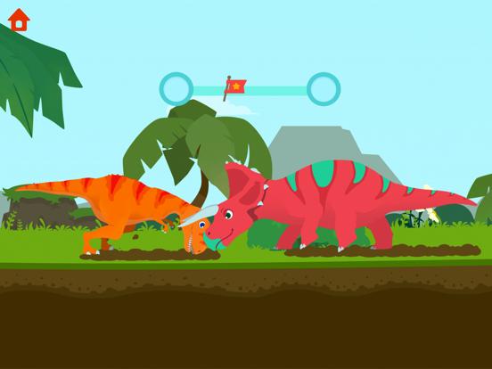 子供のための恐竜ゲーム-ジュラシックアドベンチャーのおすすめ画像4