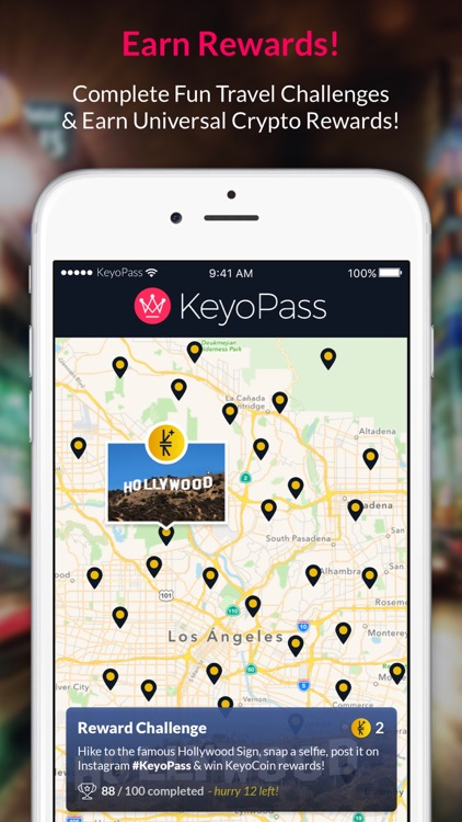 KeyoPass Crypto Trip Concierge