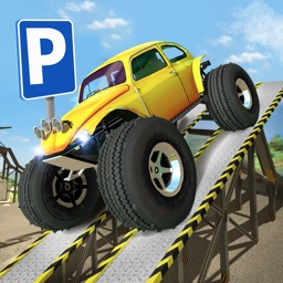 Obstacle Course Car Parking