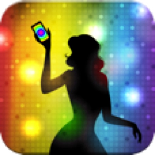 Party Disco Dance Strobe Light