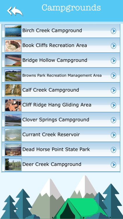 Utah Camping & State Parks