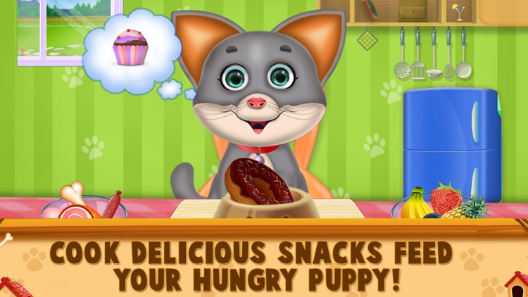My Pet House Story - Day Care screenshot-3