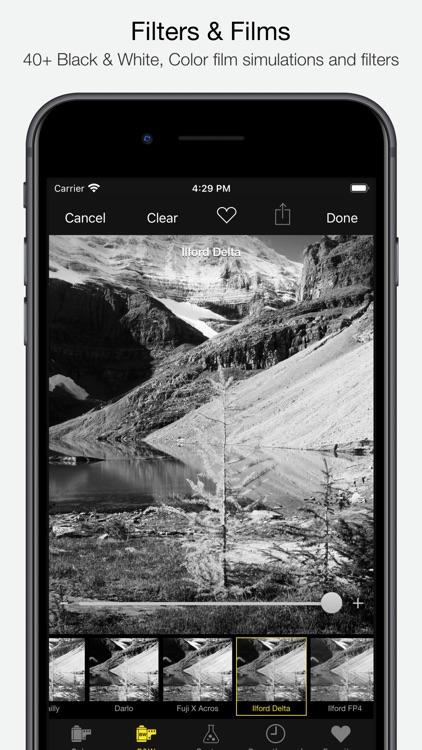Vistax - Pro Camera screenshot-3