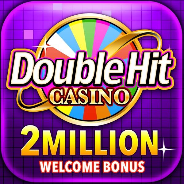 DoubleHit: Vegas Slots Casino 1.4.0 IOS