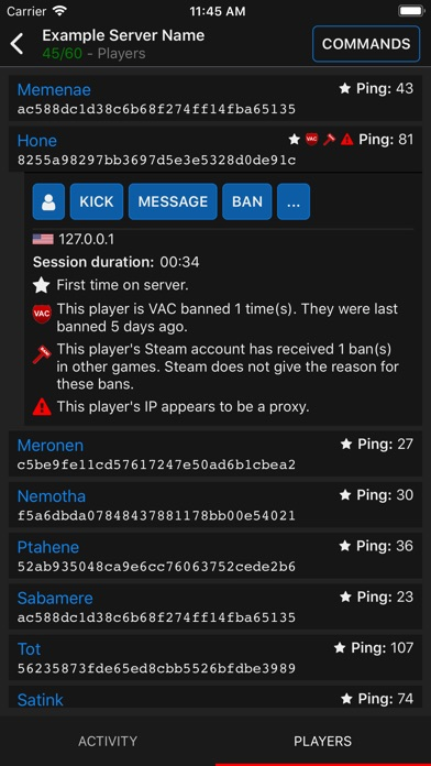 BattleMetrics RCON_苹果商店应用信息下载量_评论_排名情况 - 德