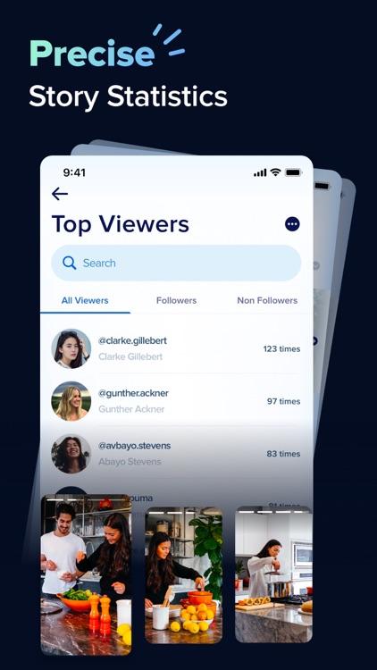 Yupi - Reports for Instagram