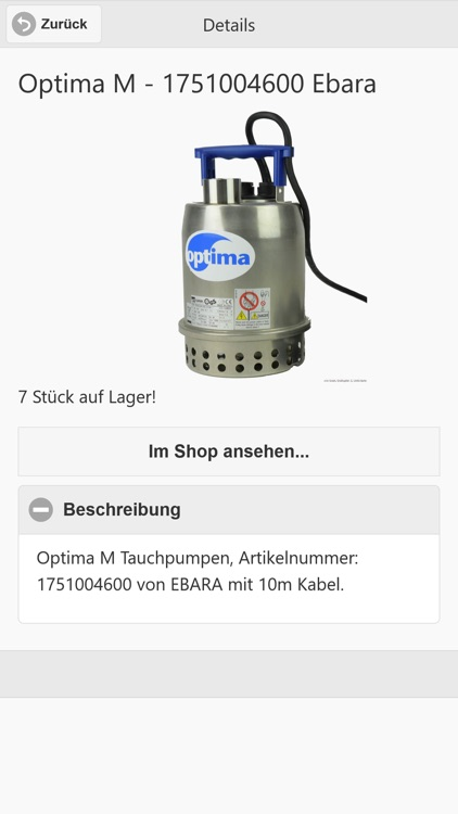 Pumpen-Shop screenshot-3