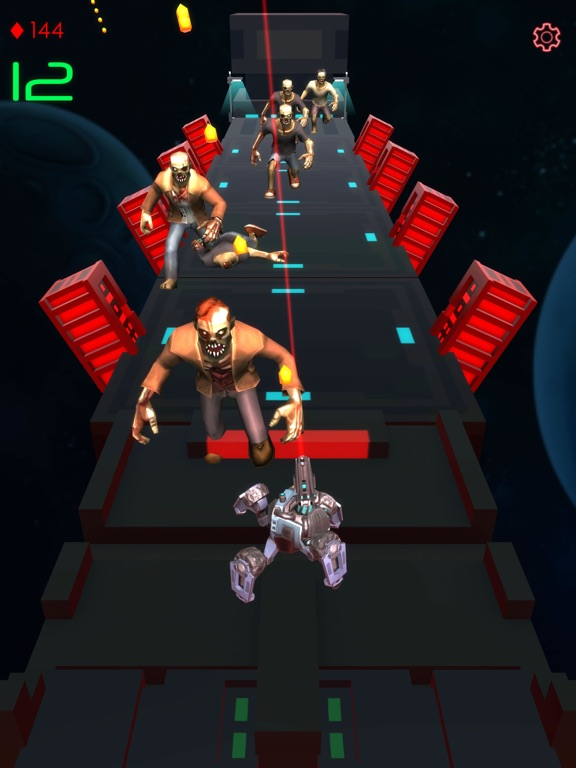Screenshot 2 Head Smash Zombie