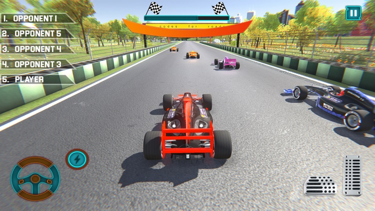 Speed Car Racing Formula1 Rush