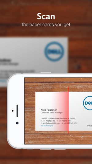 Haystack business cards on the app store haystack business cards on the app store reheart Gallery