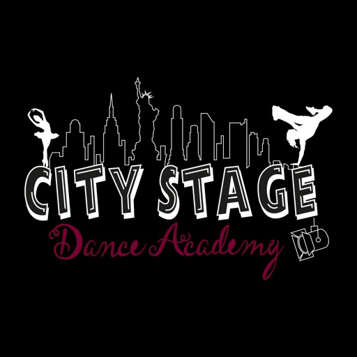 City Stage Dance Academy icon