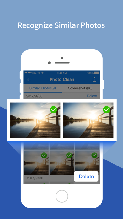 Photo Cleaner by Chen Zhongyi (iOS, United States) - SearchMan App