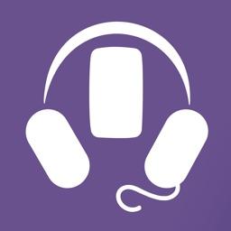 Aucast - mp3 audiobook player