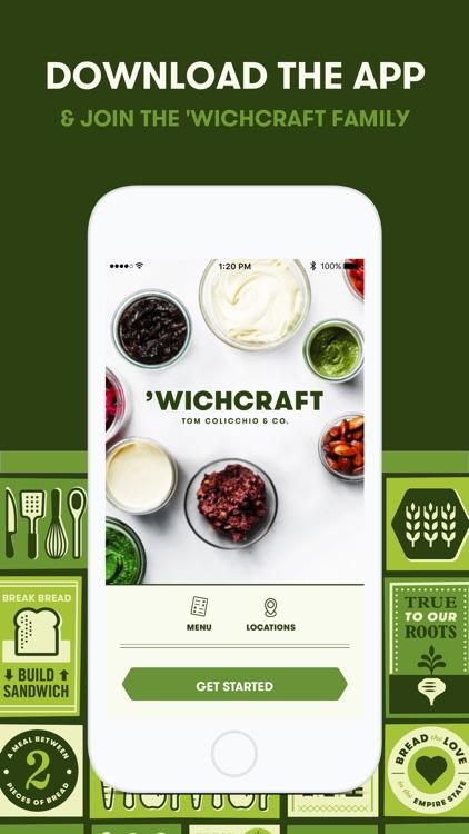 'Wichcraft Rewards