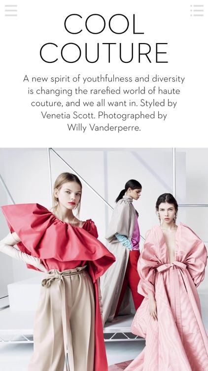 Vogue Australia screenshot-4