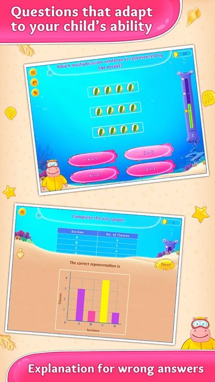 Third Grade Splash Math Games