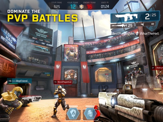 SHADOWGUN LEGENDS-ipad-3
