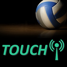 SoloStats Touch Volleyball