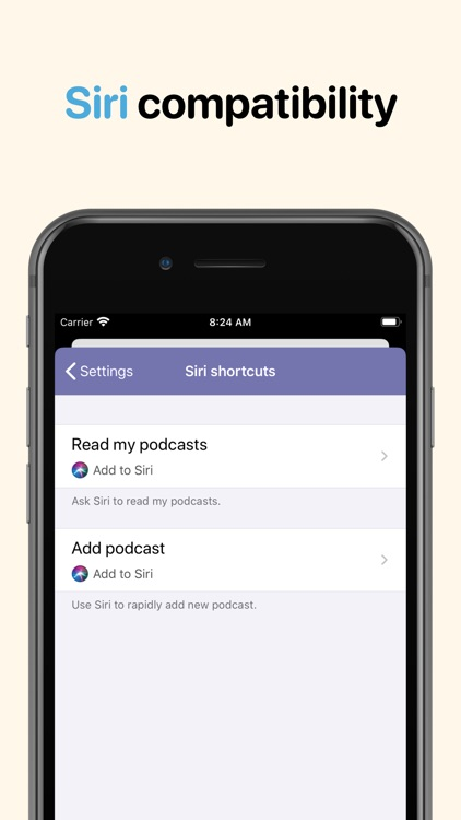 Aucast - mp3 audiobook player screenshot-3