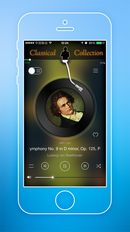 Classical Music Collections screenshot-0