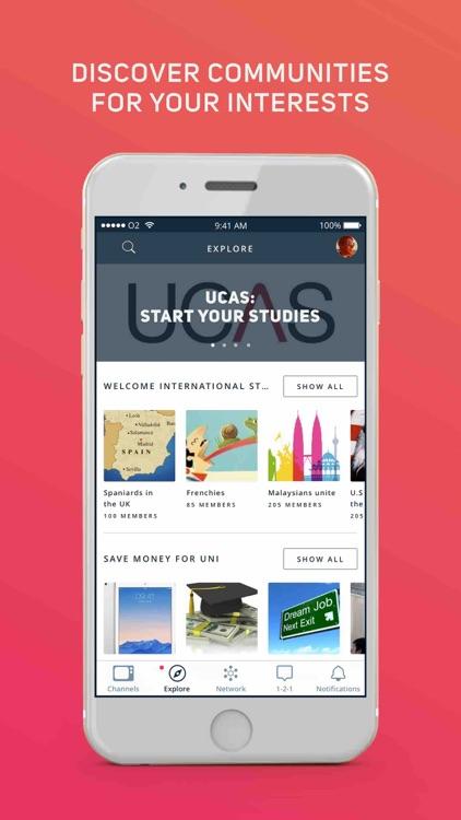 Campus Society – Student App