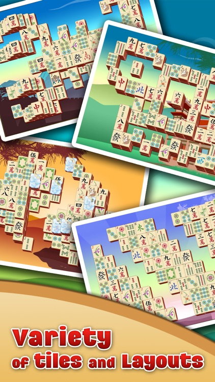 Mahjong Challenge Tile Matches