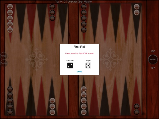 FaceMe Backgammon для iPad