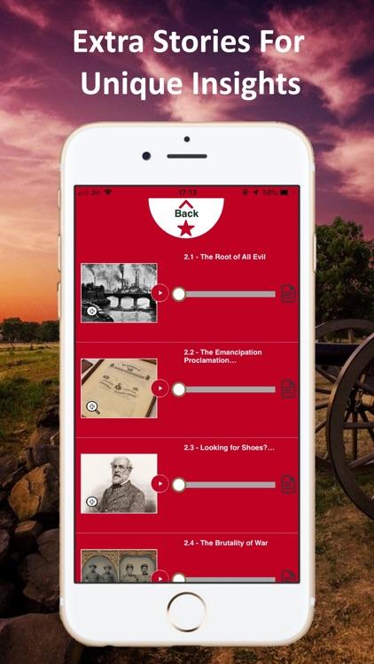 Gettysburg Battle Auto Tour screenshot-6