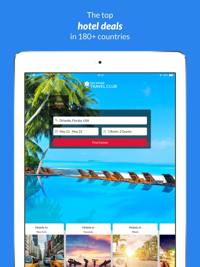 last minute travel deals on the app store rh itunes apple com