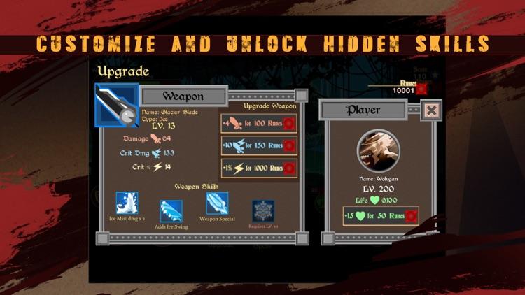 Shadow Blade Warrior